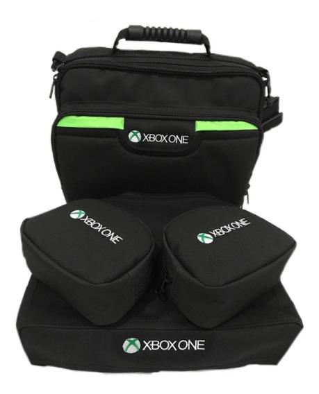 Bolsa Kit 4 Peças Xbox One Slim
