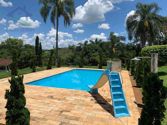 Sítio Com 05 Dorms, Loteamento Vale Das Flores, Atibaia - R$ 960 Mil, Cod: 2528 - V2528