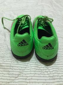 Guayines De Futsal adidas Talla 5 1/2.