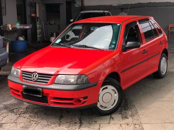 Volkswagen Gol 1.6 Mi Plus 8v G.iii