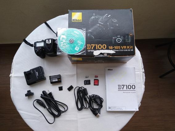 Câmera Nikon D7100 (apenas Corpo)