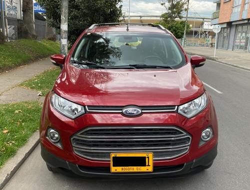 Ford Ecosport Titanium Full Equipo 2.0