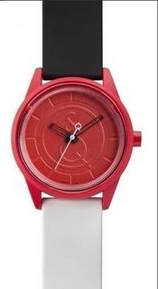 Reloj Hombre Mujer Qyq Citizen Rp014 Solar Anti Alergia Sumergible 100 Mts Garantia 1 Año Hipoalergenico