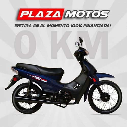 Baccio P110 X Plaza Motos