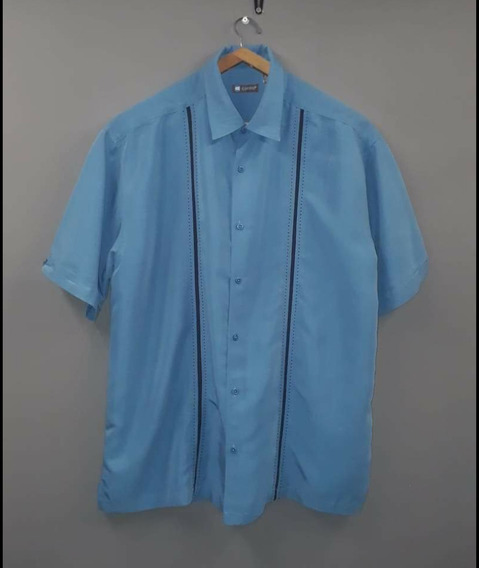 Camisa Tipo Cuvabera - Xl