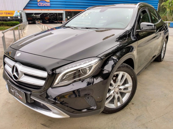 Mercedes Gla200 Advance 1.6 Turbo Único Dono 2014/2015