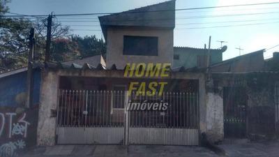 Sobrado Residencial À Venda, Vila Augusta, Guarulhos. - So0429