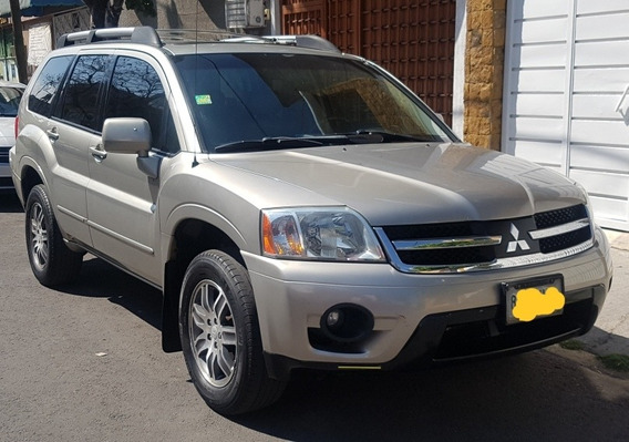 Mitsubishi Endeavor Limited Aa Piel Cd Ee At 2006