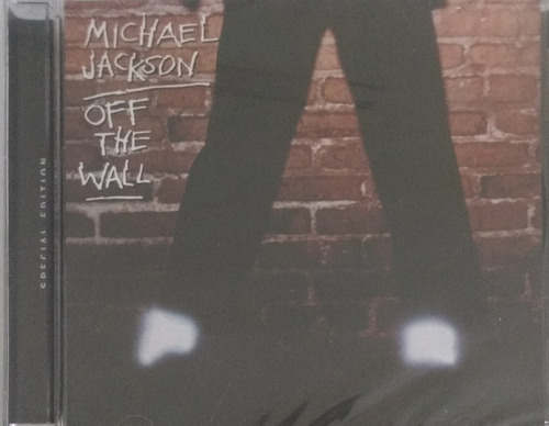 Michael Jackson - Off The Wall Digipack Cd Nuevo