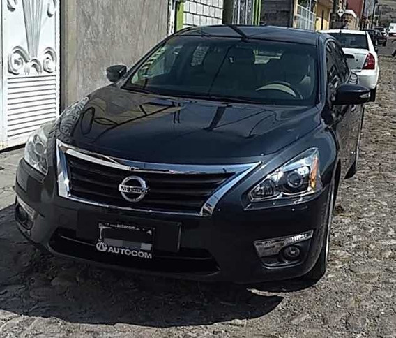 Nissan Altima 2.5 Advance Mt 2015