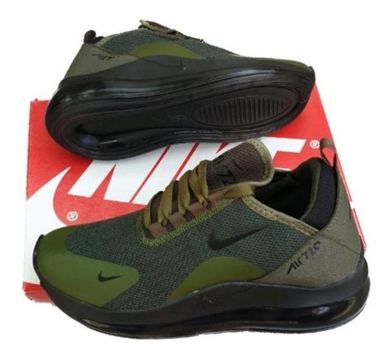 Tenis Nike Hombre Hermosas Zapatillas Nueva Colección Oferta