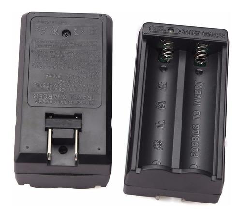 Cargador Para Bateria 18650