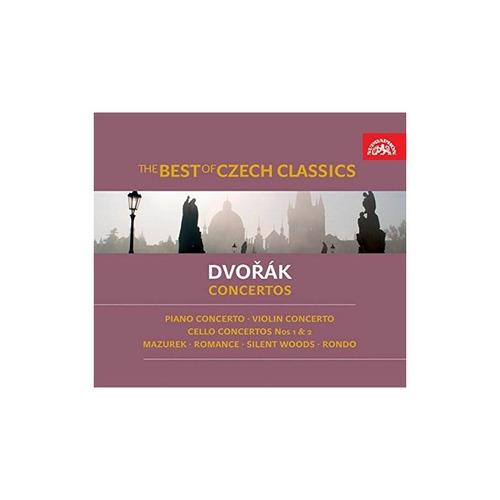 Imagen 1 de 2 de Dvorak/suk/hudecek/cpo/belohlavek Best Of Czech Classics Con