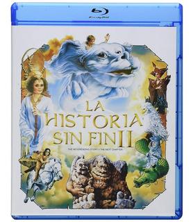 La Historia Sin Fin The Nevernding Story 2 Pelicula Blu-ray