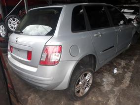 Sucata Fiat Stilo 1.8 2011 Flex Motor Cambio Peças
