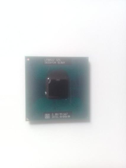 Processador Intel Celeron 2.0ghz 1m 667mhz Lf80537 575