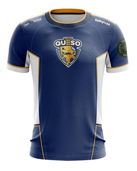 Jersey Team Queso 2019 Epic Merch Nueva