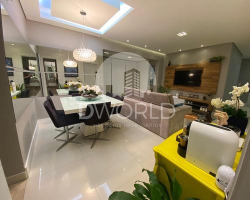 Lindo Apartamento - Lazer Completo! - Ap02390 - 68896234