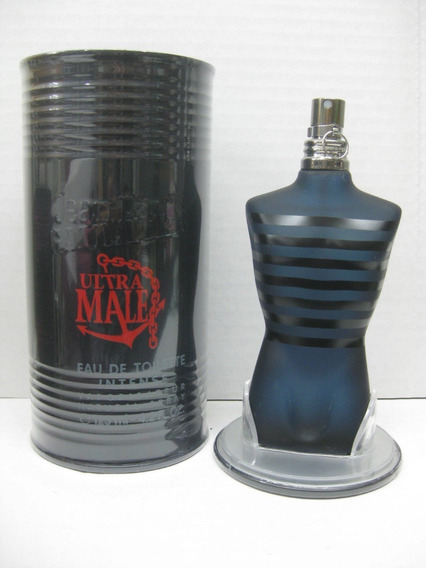 Decant Amostra 5ml Do Perfume Jean Paul Gaultier Ultra Male