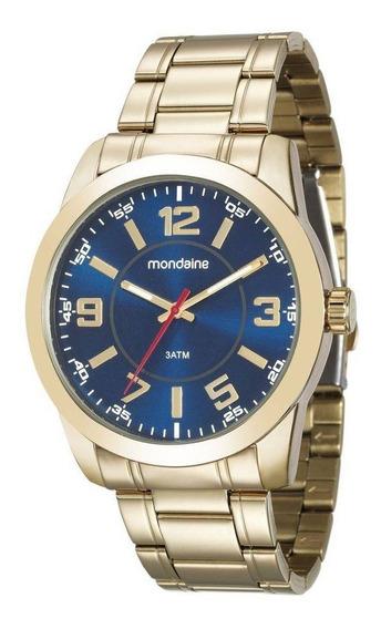 Relógio Mondaine Masculino 99141gpmvde3