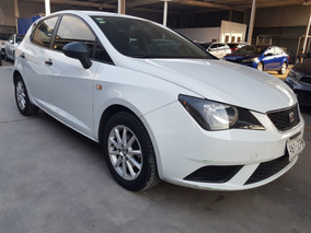 Seat Ibiza Reference Dsg 1.6l 5pt Blanco 2014