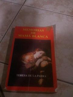 Novela Memorias De Mamá Blanca