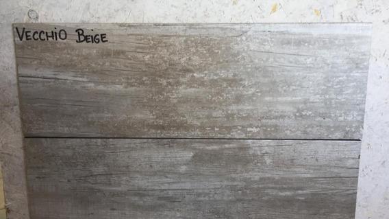 Porcelanico Vecchio Beige 20x60 Alberdi 2da Seleccionada
