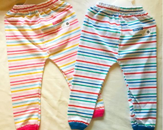 Pantalón De Bebe/niño T 1 Al 4 Big Bay