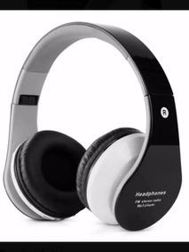 Headphone Bluetooth Sem Fio Fm Mp3 Player Radio Fm