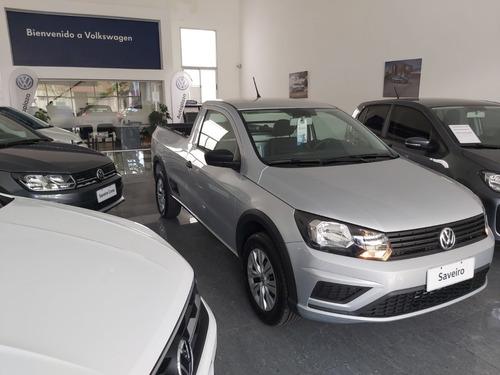 Volkswagen Saveiro Cabina Simple 0 Km 2021.