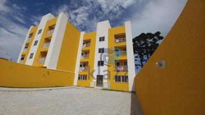 Apartamento Residencial À Venda, Boneca Do Iguaçu, São José Dos Pinhais. - Ap0314