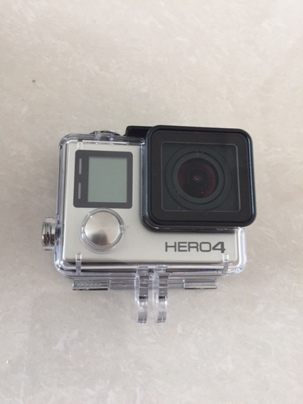 Gopro Hero 4 + Case