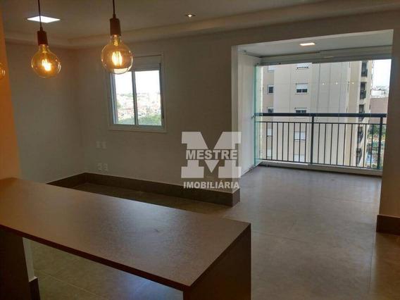 Flat Com 1 Dormitório Para Alugar, 38 M² Por R$ 2.300/mês - Jardim Flor Da Montanha - Guarulhos/sp - Fl0009