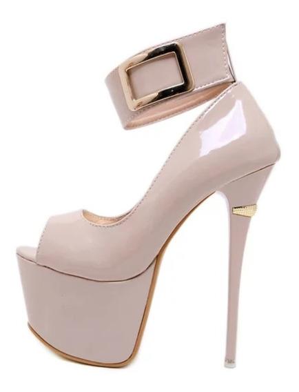 Sapato Gladiador Feminino Importado Festa - Pronta Entrega
