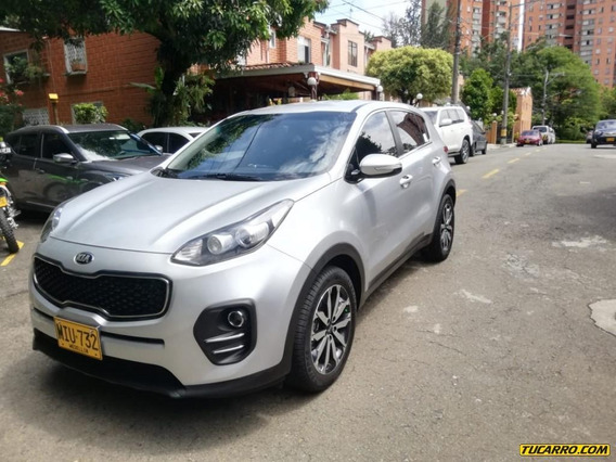Kia New Sportage Emotiom Mt 2.0