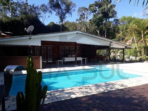 Imagem 1 de 29 de Casa À Venda Dentro De Clube Em Juquitiba-sp, Clube Possuí Estrutura Completa!! - 99 - 68314333