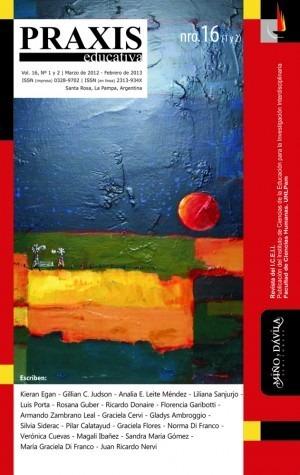Revista Praxis Educativa Nro. 16