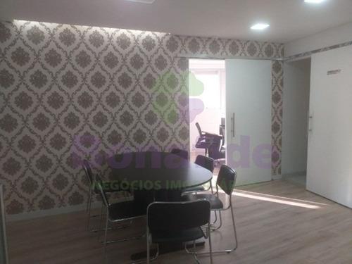 Imagem 1 de 4 de Sala Comercial, Edifício The One, Jundiaí - Sa08170 - 69659944