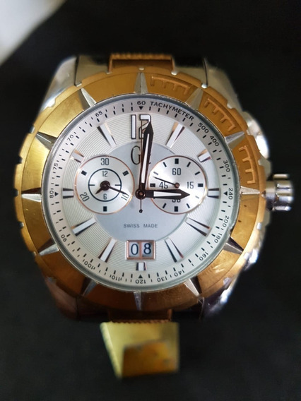 Guess Gc 53001g1 Gc Sport Class Xxl Chronografo Para Hombre