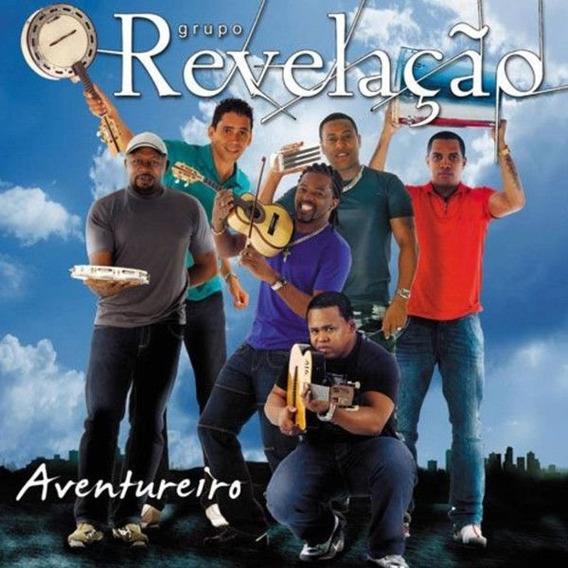 Cd Grupo Revelação - Aventureiro Original