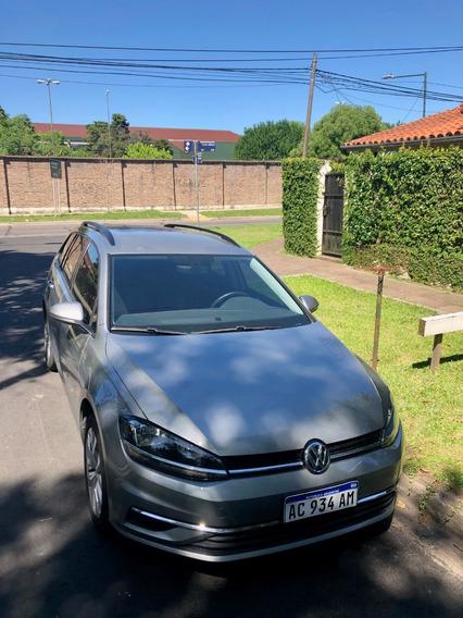 Volkswagen Golf Variant 2018 1.4 Tsi 150c My19 Gris Oscuro