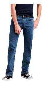 Calça Jeans Levis Masculino 501 Original Média