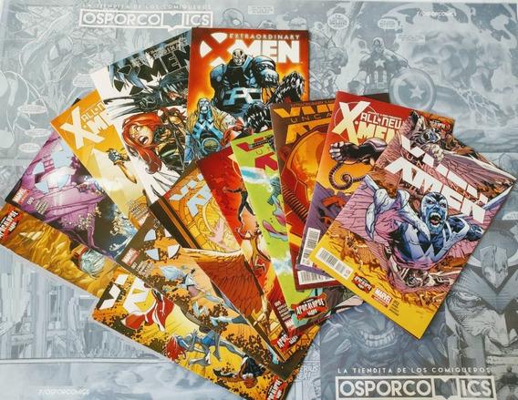 Serie X-men Apocalypse Wars De Marvel Comics Mexico