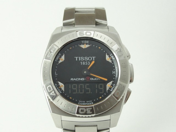 Relógio Tissot Racing Touch - Swiss Made - Impecável