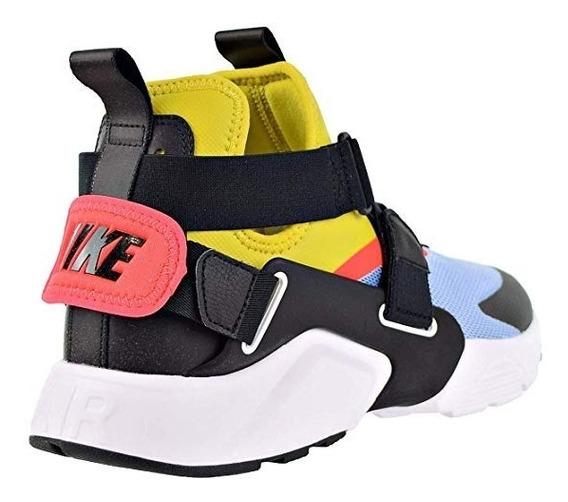 Tenis Nike Huarache City Cab 28cm Ah6787 Correr Multicolor