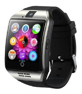 Relógio Inteligente Smartwatch Android Bluetooth Câmera Luxo