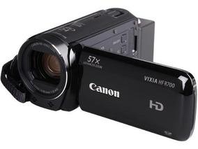 Filmadora Canon Vixia Hf-r700 De R$1.600,00 Por R$1.050,00