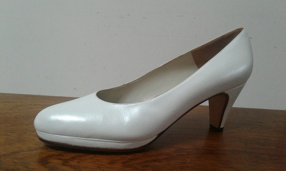 Zapatos Brunetti Stilo. Ideal Novia. Talle 40.