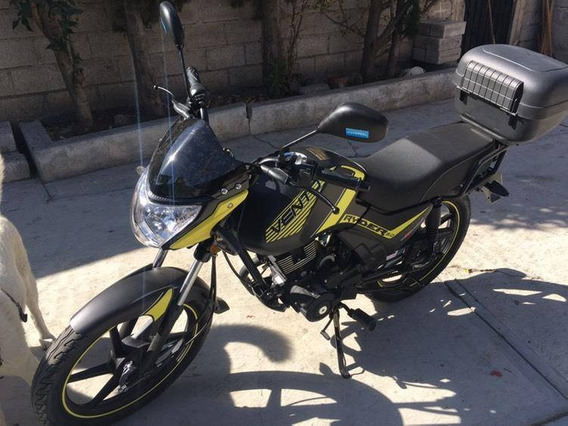 Moto Cicleta Deportiva Trabajo Vento Ryder 3.0l 150hp 2020
