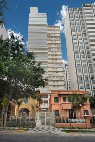 Apartamento Para Venda Em São Paulo, Higienopolis, 4 Dormitórios, 2 Suítes, 3 Vagas - 108111_1-1427516